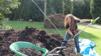 Hard work can be fun!